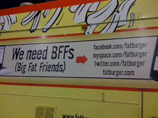Fatburger Is Social